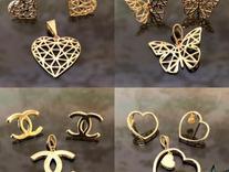نیم ست های طلا با زنجیر(پرفروش) در شیپور