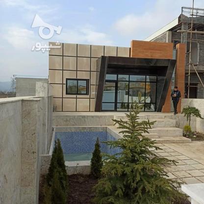 ویلا 250 متری استخر دار شهرکی  در گروه خرید و فروش املاک در مازندران در شیپور-عکس1