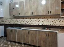 کابینت فلزی درب چوبی 6تیکه در شیپور-عکس کوچک