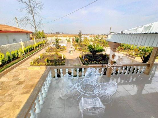فروش ویلا پیلوت استخر دار1000 متر در آمل در گروه خرید و فروش املاک در مازندران در شیپور-عکس8