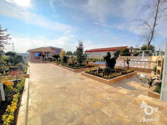 فروش ویلا پیلوت استخر دار1000 متر در آمل در گروه خرید و فروش املاک در مازندران در شیپور-عکس4