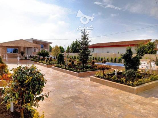 فروش ویلا پیلوت استخر دار1000 متر در آمل در گروه خرید و فروش املاک در مازندران در شیپور-عکس3
