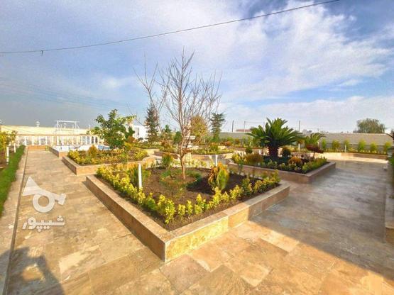 فروش ویلا پیلوت استخر دار1000 متر در آمل در گروه خرید و فروش املاک در مازندران در شیپور-عکس9