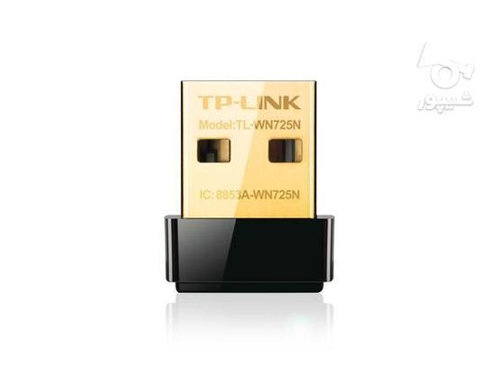 کارت شبکه USB بی سیم N150 Nano تی پی-لینک مدل TL-WN725N در گروه خرید و فروش لوازم الکترونیکی در تهران در شیپور-عکس1
