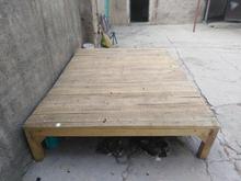 تخت برای کافه یا خانه باغ درحد نو سالم در شیپور