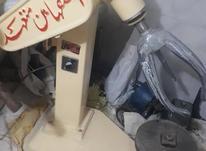 انواع دستگاههای نانوایی و نان روغنی وازجمله خمیرگیر وغلطک  در شیپور-عکس کوچک