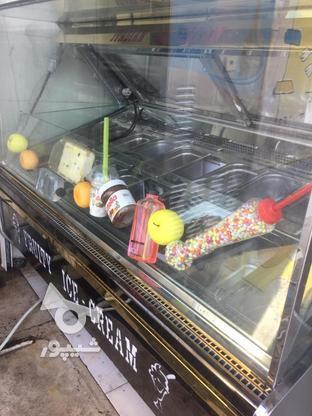 تاپینگ بستنی اصل ایران صنعت در گروه خرید و فروش صنعتی، اداری و تجاری در تهران در شیپور-عکس1