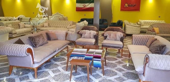 مبل چستر وگا در گروه خرید و فروش لوازم خانگی در همدان در شیپور-عکس2