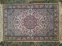قالیچه کوچک مینیاتوری دستباف نائین در شیپور-عکس کوچک