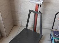 ترازو باسکول 400کیلو محکالکترونیک در شیپور-عکس کوچک