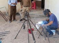 گاز کشی منزل در شیپور-عکس کوچک