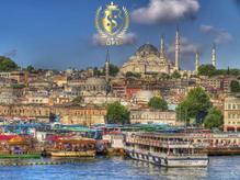 اقامت کشور ترکیه در شهر زیبای استانبول در شیپور