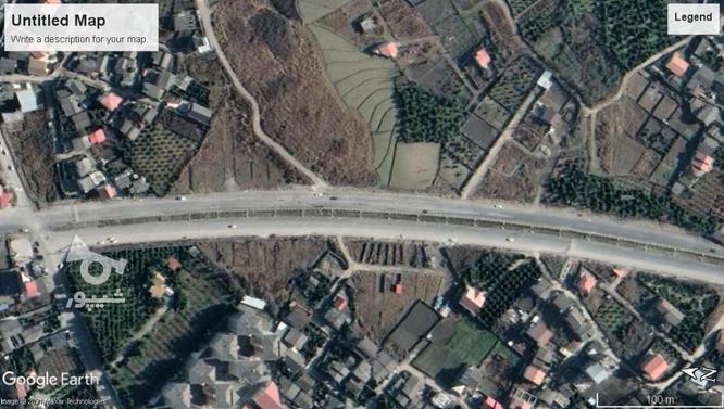 فروش300متر زمین مسکونی در رینگ 45 متری تازه تاسیس چالوس در گروه خرید و فروش املاک در مازندران در شیپور-عکس1