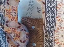 یک چاقوی گزنه مینیاتوری چوب گردو به فروش میرسد  در شیپور-عکس کوچک