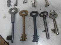 کلیدهای قدیمی در شیپور-عکس کوچک