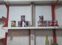 قفسه فروشگاهی سوپر مارکتی  در شیپور-عکس کوچک