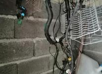 سیم کشی موتور پژو پارس  در شیپور-عکس کوچک