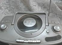 سی دی پخش دارای رادیو در شیپور-عکس کوچک