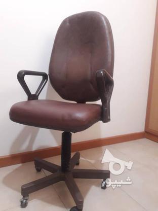 صندلی اداری مناسب برای میز اداری در گروه خرید و فروش صنعتی، اداری و تجاری در اصفهان در شیپور-عکس1