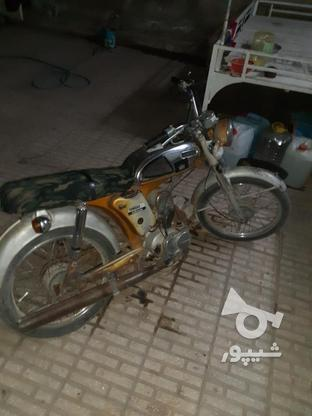 یاماها بقل استیل64  در گروه خرید و فروش وسایل نقلیه در اصفهان در شیپور-عکس2