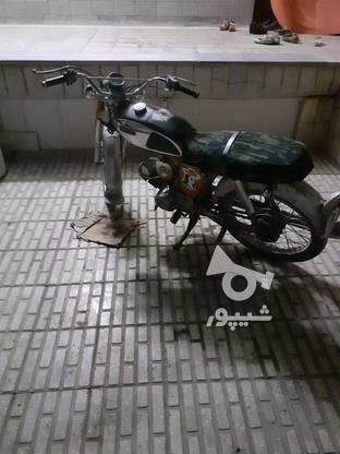 یاماها بقل استیل64  در گروه خرید و فروش وسایل نقلیه در اصفهان در شیپور-عکس5