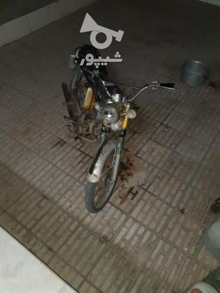 یاماها بقل استیل64  در گروه خرید و فروش وسایل نقلیه در اصفهان در شیپور-عکس7