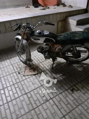 یاماها بقل استیل64  در گروه خرید و فروش وسایل نقلیه در اصفهان در شیپور-عکس6