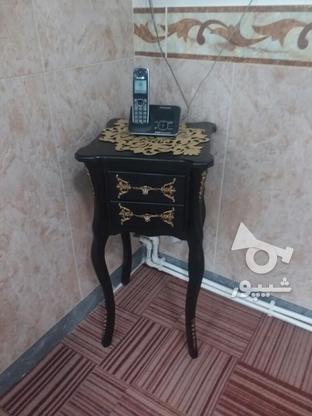میز تلفن سالم در گروه خرید و فروش لوازم خانگی در همدان در شیپور-عکس1
