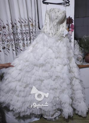 لباس عروس خانگی در گروه خرید و فروش لوازم شخصی در اصفهان در شیپور-عکس4