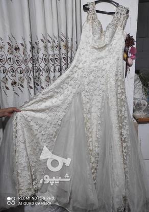 لباس عروس خانگی در گروه خرید و فروش لوازم شخصی در اصفهان در شیپور-عکس3