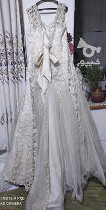 لباس عروس خانگی در گروه خرید و فروش لوازم شخصی در اصفهان در شیپور-عکس5