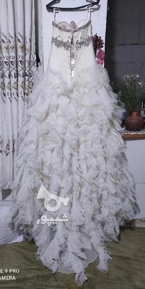 لباس عروس خانگی در گروه خرید و فروش لوازم شخصی در اصفهان در شیپور-عکس2