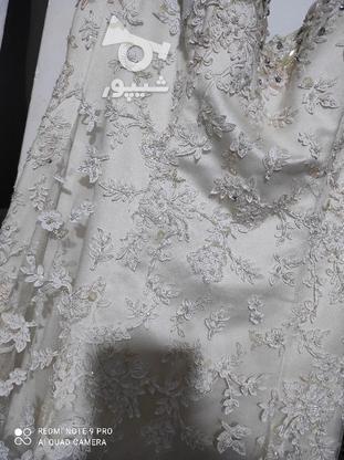 لباس عروس خانگی در گروه خرید و فروش لوازم شخصی در اصفهان در شیپور-عکس6