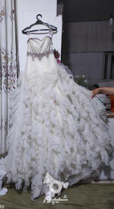 لباس عروس خانگی در گروه خرید و فروش لوازم شخصی در اصفهان در شیپور-عکس1
