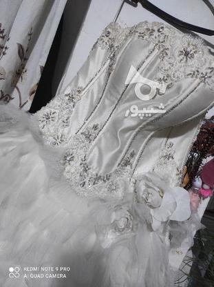 لباس عروس خانگی در گروه خرید و فروش لوازم شخصی در اصفهان در شیپور-عکس8