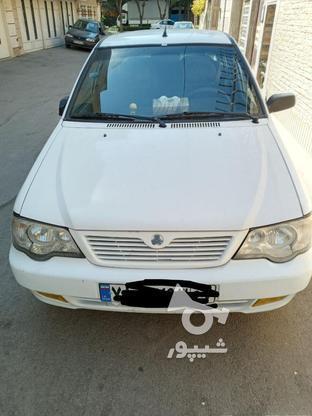 معاوضه با 206 در گروه خرید و فروش وسایل نقلیه در اصفهان در شیپور-عکس1