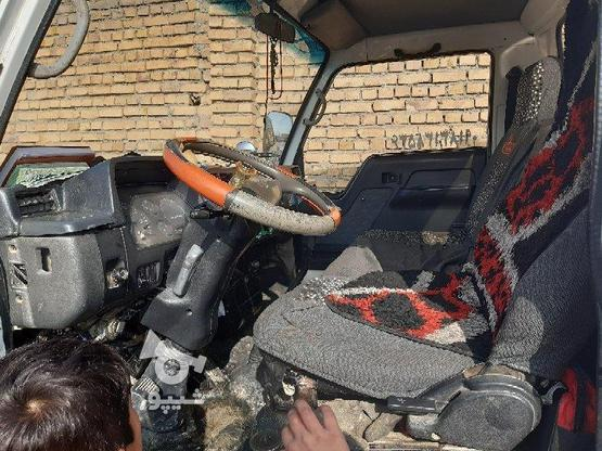 فروش جرثقیل کفی  در گروه خرید و فروش وسایل نقلیه در همدان در شیپور-عکس3