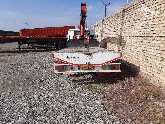 فروش جرثقیل کفی  در گروه خرید و فروش وسایل نقلیه در همدان در شیپور-عکس4
