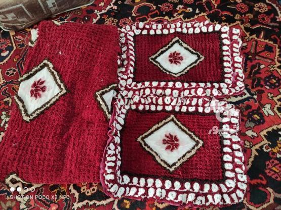 روتختی دو نفره 3تکه در گروه خرید و فروش لوازم خانگی در اصفهان در شیپور-عکس1