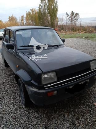رنو پی کی مدل 82 تمیز در گروه خرید و فروش وسایل نقلیه در کرمانشاه در شیپور-عکس1
