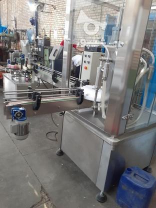 دستگاه پرکن دربند داروئی  پرکن شربت قطره روغن  در گروه خرید و فروش صنعتی، اداری و تجاری در تهران در شیپور-عکس2