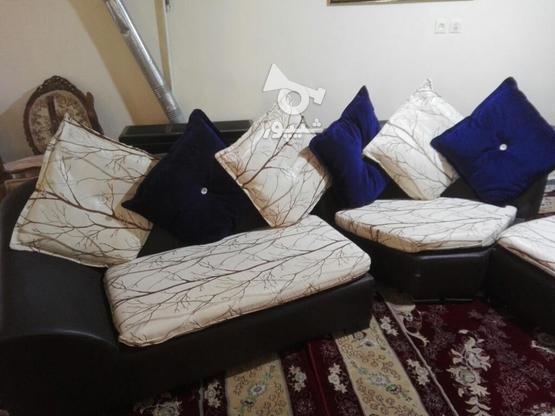 مبل راحتی ال در گروه خرید و فروش لوازم خانگی در همدان در شیپور-عکس1