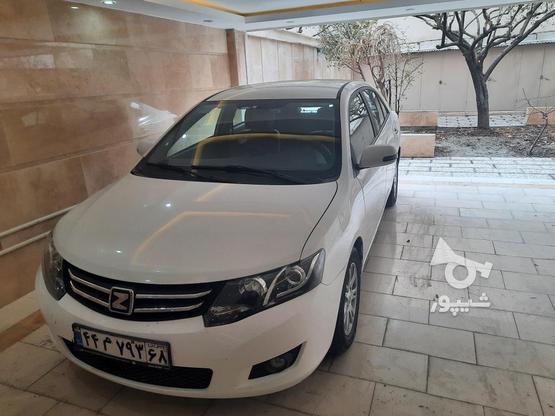 آریو(زوتی)1600 اتوماتیک سفید 96  در گروه خرید و فروش وسایل نقلیه در تهران در شیپور-عکس2