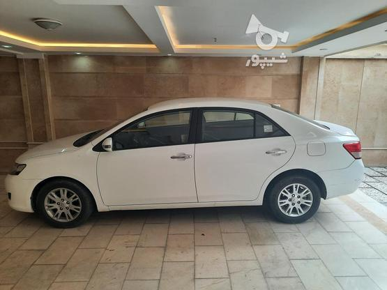 آریو(زوتی)1600 اتوماتیک سفید 96  در گروه خرید و فروش وسایل نقلیه در تهران در شیپور-عکس1