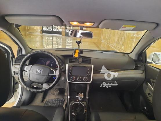 آریو(زوتی)1600 اتوماتیک سفید 96  در گروه خرید و فروش وسایل نقلیه در تهران در شیپور-عکس3