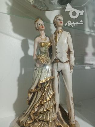دکور عروس و داماد  در گروه خرید و فروش لوازم خانگی در آذربایجان شرقی در شیپور-عکس1