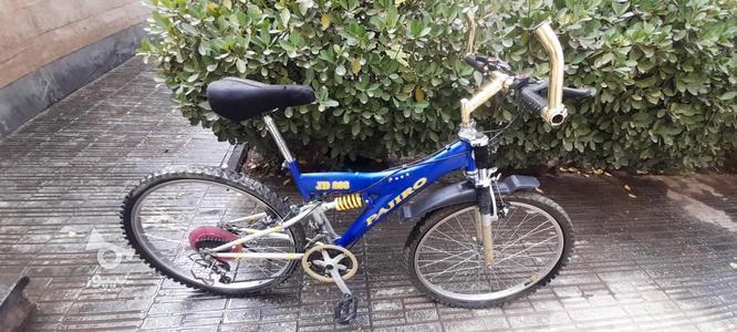 دوچرخه سالم تمیز در گروه خرید و فروش ورزش فرهنگ فراغت در البرز در شیپور-عکس1