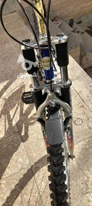 دوچرخه سالم تمیز در گروه خرید و فروش ورزش فرهنگ فراغت در البرز در شیپور-عکس4