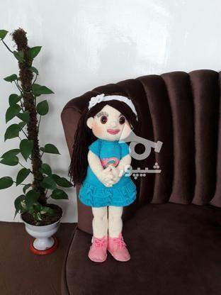 عروسک بافتنی در گروه خرید و فروش ورزش فرهنگ فراغت در خراسان رضوی در شیپور-عکس7