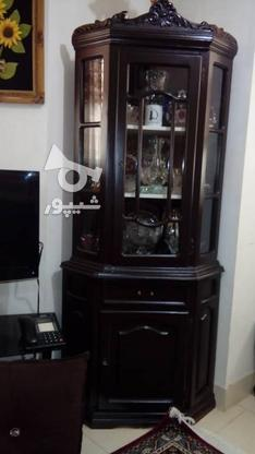کمد ویترین، چوب تهران (چوب سفید)نراد  در گروه خرید و فروش لوازم خانگی در مازندران در شیپور-عکس4